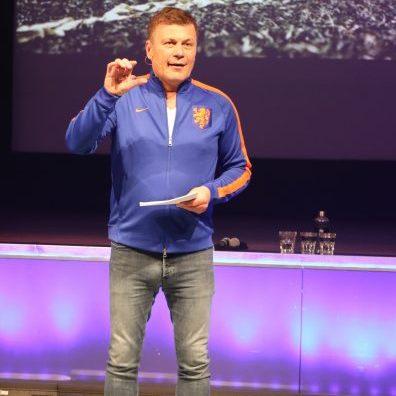 Rob van Rossum nu te boeken als presentator   dagvoorzitter van uw evenement via boekingsbureau de V.I.P. Fabriek