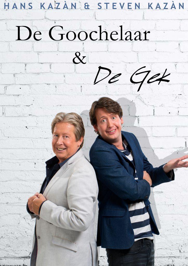 Hans Kazan en Steven Kazan boek je via Boekingsbureau de VIPFabriek.nl