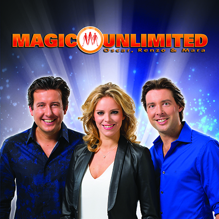 Magic Unlimited boeken, doe je via boekingsbureau de V.I.P. Fabriek