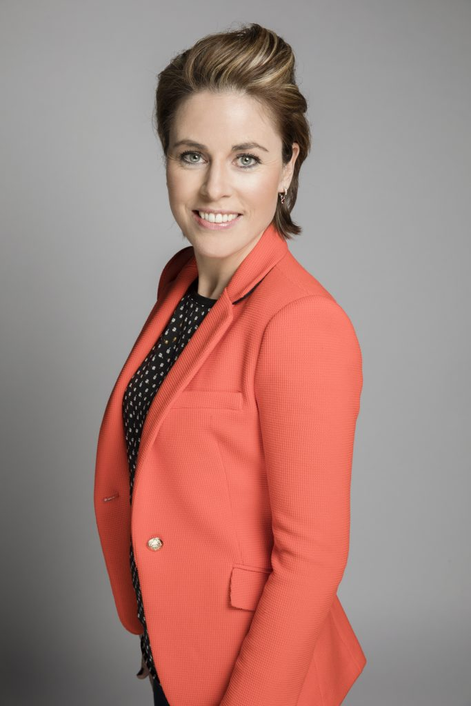 Mirella van Markus boeken als spreker, presentatrice, dagvoorzitter, gespreksleider of interviewer doe je via boekingsbureau de V.I.P. Fabriek