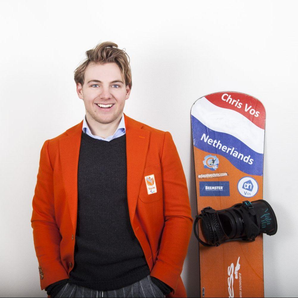Chris Vos boeken als spreker doe je via boekingsbureau de V.I.P. Fabriek