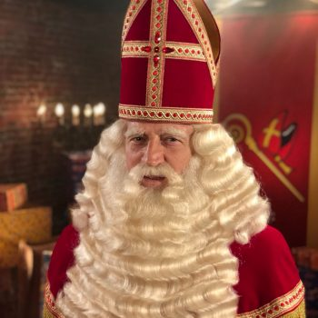 Sinterklaas boeken doe je via Boekingsbureau V.I.P. Fabriek