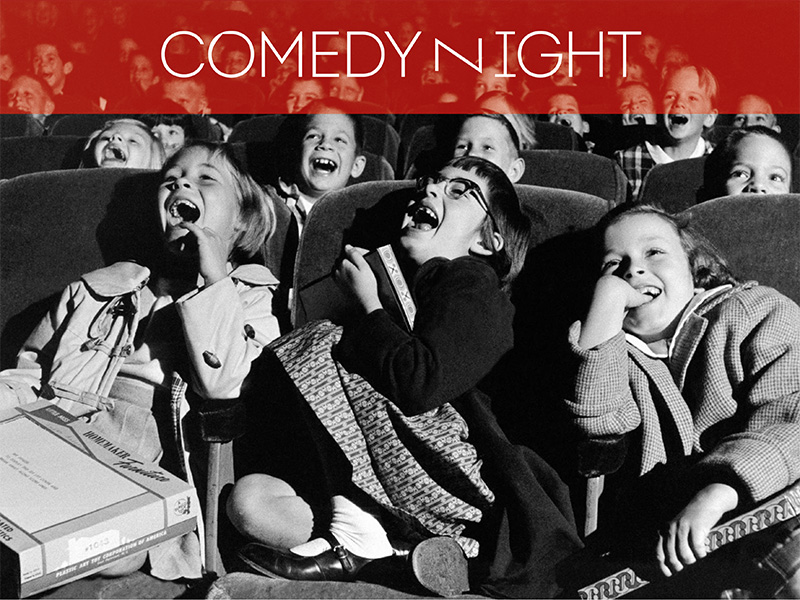 Een comedyshow op maat boeken doe je via Boekingsbureau de VIPFabriek.nl